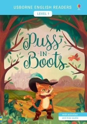 L1. PUSS IN BOOTS - ENGLISH READERS + FREE AUDIO