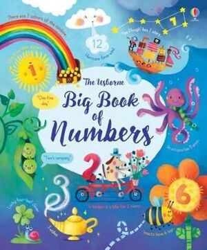 NUMBERS. BIG BOOK