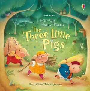 THREE LITTLE PIGS POP-UP