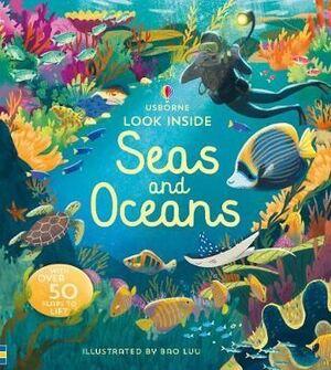 SEAS AND OCEANS LOOK INSIDE