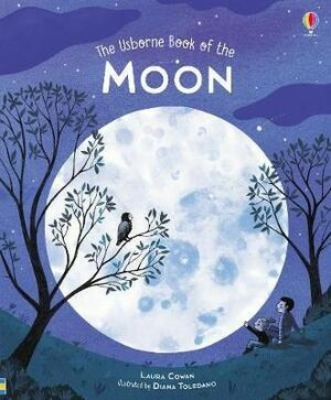 THE MOON. USBORNE BOOK