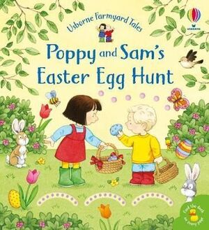 POPPY AND SAM'S EASTER EGG HUNT