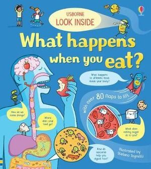 WHAT HAPPENS WHEN YOU EAT LOOK INSIDE