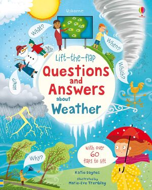 WEATHER LIFT-THE-FLAP QUESTIONS AND ANSWERS