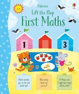 FIRST MATHS LIFT-THE-FLAP