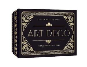 ART DECO NOTECARDS & ENVELOPES: PAPER + GOODS