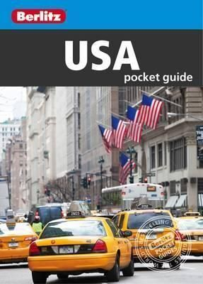 USA BERLITZ POCKET GUIDE (TRAVEL GUIDE)