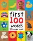 WORDS FIRST 100 SOFT TO TOUCH  (LARGE ED)