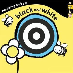 AMAZING BABY 0+ MTHS BLACK & WHITE