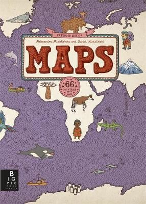 MAPS: DELUXE EDITION