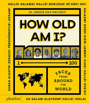HOW OLD I AM? 1-100 FACES FROM AROUND THE WORLD
