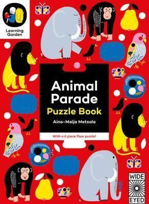 ANIMAL PARADE: PUZZLE BOOK