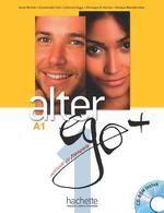ALTER EGO PLUS - A1 ALUMNO+ CD