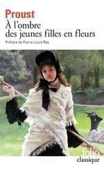 A L'OMBRE DES JEUNES FILLES EN FLEURS-RECHERCHE II