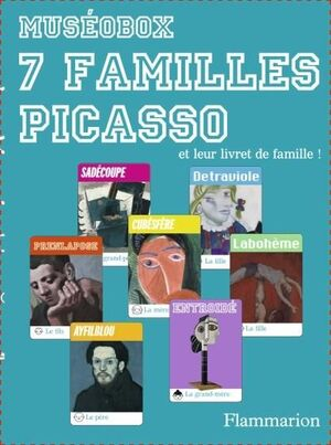 MUSEOBOX 7 FAMILLES PICASSO