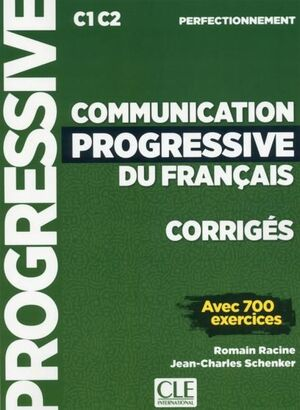 C1-C2. COMMUNICATION PROGRESIVE FRANÇAIS PERFECTIONNEMENT