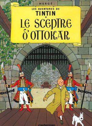 LE SCEPTRE D'OTTOKAR. LES AVENTURES DE TINTIN