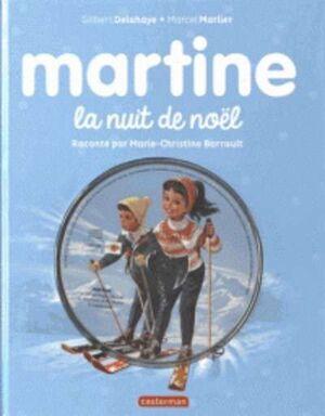 MARTINE LA NUIT DE NOEL+CD