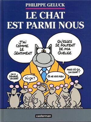LE CHAT T.23 ; LE CHAT EST PARMI NOUS