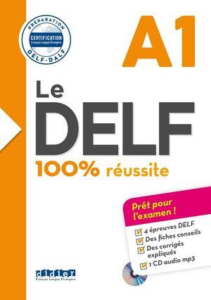 A1. NOUVEAU DELF (ED. 2016) - LIVRE + CD