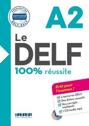 A2. LE DELF. 100% RÉUSSITE. CD-AUDIO