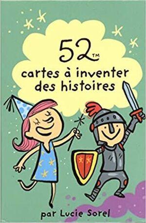 52 CARTES A INVENTER DES HISTOIRES