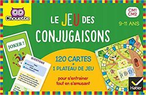LE JEU DES CONJUGAISONS CM1-CM2