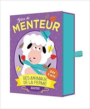 JEUX MENTEUR DES ANIMAUX DE LA FERME