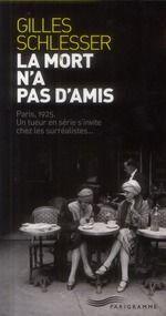 LA MORT N'A PAS D'AMIS