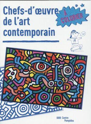 CHEFS- D'OEUVRE DE L'ART CONTEMPORAIN