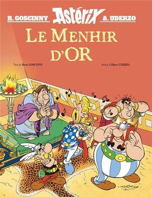 LE MENHIR D'OR
