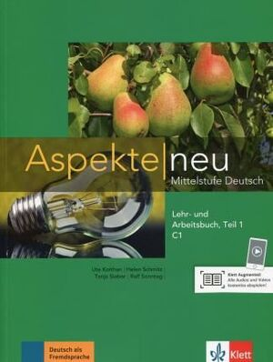 ASPEKTE NEU 3-1 ALUMNO + EJERCICIOS +CD