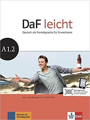 DAF LEICHT A1.2 LIBRO DEL ALUMNO Y LIBRO DE EJERCICIOS + DVD-ROM