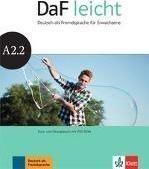 A2.2. DAF LEICHT : KURS- UND UBUNGSBUCH MIT DVD-ROM