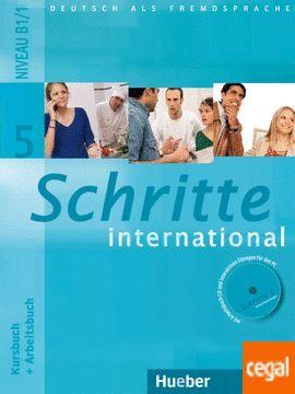 SCHRITE INTERNATIONAL BOOK 5 B1/1