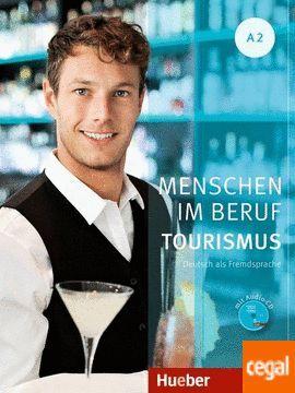 MENSCHEN IM BERUF-TOUR.A2.KB+CD (ALUM.)
