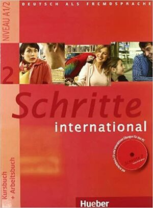 SCHRITTE INTERNATIONAL BOOK 2 A1/2