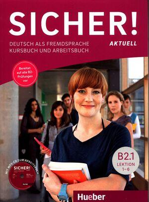 B2.1. SICHER! AKTUELL  KB+AB+CD-AUDIO