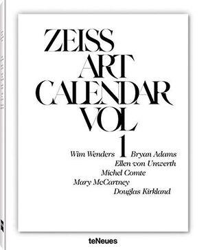 ZEISS ART CALENDAR
