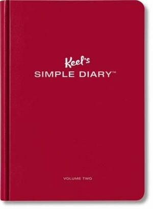 SIMPLE DIARY RED