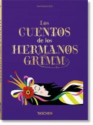 CUENTOS. GRIMM Y ANDERSEN 2 EN 1. 40TH ANNIVERSARY EDITION