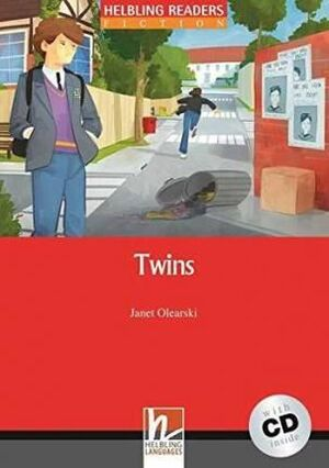 TWINS-RED SERIES- LEVEL 3