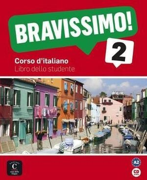 A2. BRAVISSIMO  2 ALUMNO +CD