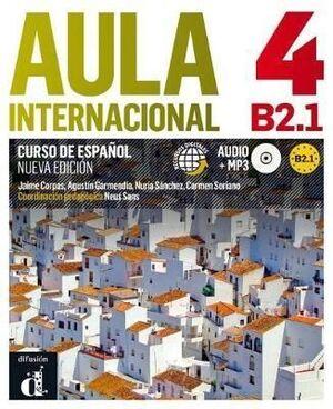 AULA INTERNACIONAL 4. NIVEL B2.1