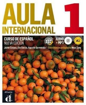 AULA INTERNACIONAL 1 + AUDIO CD I MP3- A1