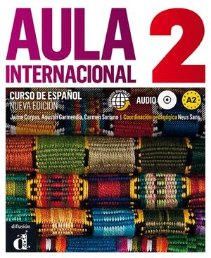 AULA INTERNACIONAL 2 +CD I MP3- A2