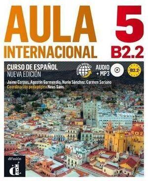 AULA INTERNACIONAL 5. NIVEL B2.2