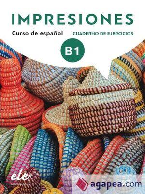 B1. 3 IMPRESIONES  CUADERNO DE EJERCICIOS