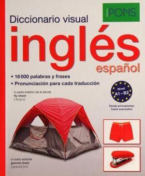 INGLES/ESPAÑOL DICCIONARIO PONS VISUAL