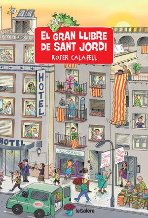 EL GRAN LLIBRE DE SANT JORDI